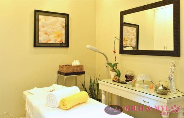 Salcedo Village Massage Room