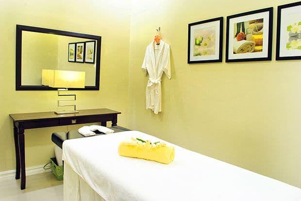 Massage Room Legazpi Village