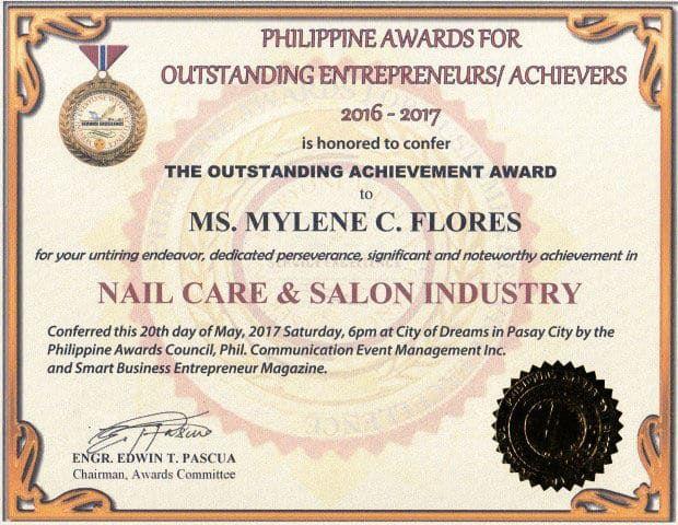 Philippine Awards For Outstanding Entrepreneurs Achievers 2017