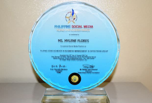 Philippine-Social-Media-Awards-Mylene-Flores-2017