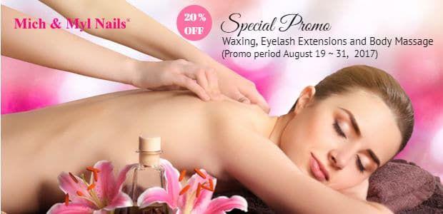 Special Promo Body Massage