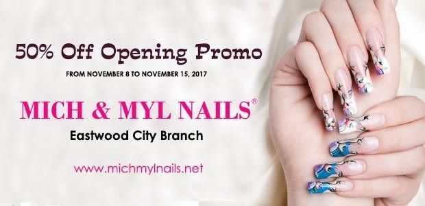 Eastwood City Branch Opening Promo