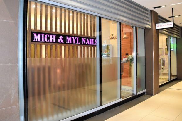 Mich & Myl Nails SM Cubao
