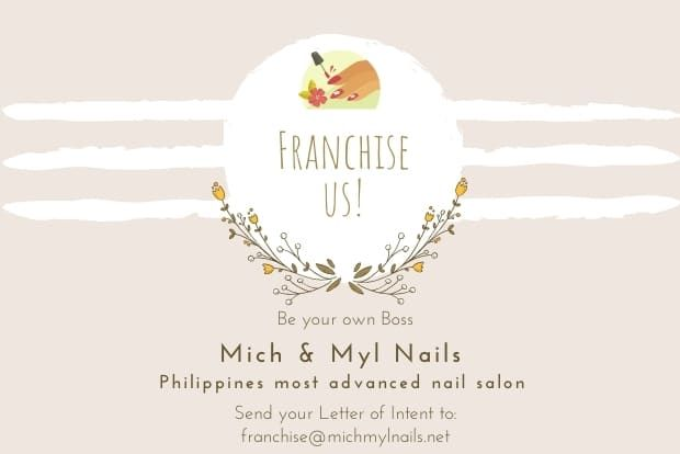 Mich & Myl Nails Franchises Opportunity
