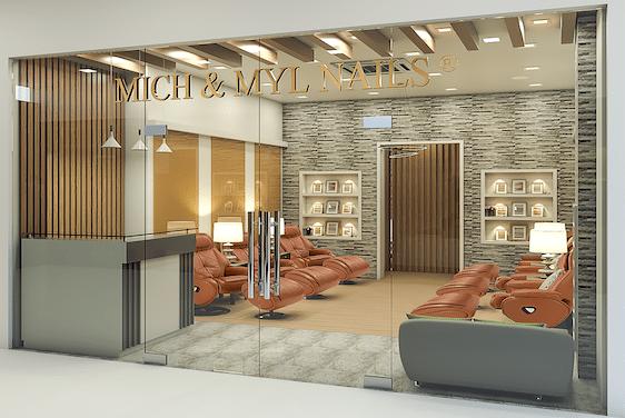 Mich & Myl Nails SM Lanang Premier Exterior